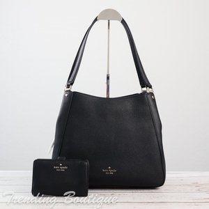 NWT Kate Spade Leila Shoulder Bag & Wallet SET